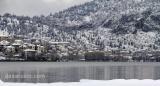 Καθάρισε η λίμνη της Καστοριάς, με ανοιγοκλείσιμοθυροφραγμάτων