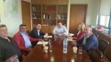 Σύσκεψη με θέμα την ανάθεση της υλοτόμησης των συστάδων στους δασικούςσυνεταιρισμούς