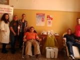 Επιτυχής η εθελοντική αιμοδοσία των υπαλλήλων του Δασαρχείου Άμφισσας και της Δ/νσης ΔασώνΦωκίδας