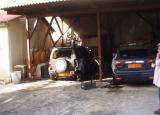 Με αφορμή τον εμπρησμό δυο υπηρεσιακών οχημάτων του ΔασαρχείουΚορίνθου