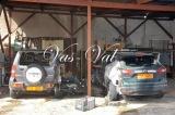 Εμπρηστική επίθεση στο Δασαρχειο Κορίνθου – Έκαψαν δύο τζιπ (φώτο +βίντεο)