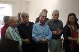 Επίσκεψη Αν. Υπουργού ΠΑΠΕΝ στην Δ/νση ΔασώνΚορινθίας