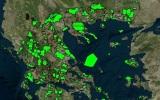Αναβαθμίστηκε η υπηρεσία γεωχωρικών δεδομένωνgeodata.gov.gr