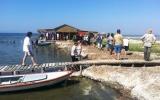 Παρατείνεται η αυθαιρεσία στη λιμνοθάλασσα τουΜεσολογγίου