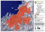 Χαρτογράφηση καμένης έκτασης στηΧίο