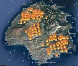 Θάσος: Σε ύφεση οι πυρκαγιές σε όλα τα πύρινα μέτωπα τουνησιού