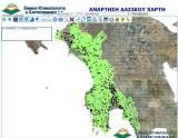 Δ/νση Δασών Μεσσηνίας: Τροποποίηση απόφασης ανάρτησης δασικούχάρτη