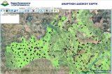 Δ/νση Δασών Κοζάνης: 4η τροποποίηση απόφασης ανάρτησης Δασικών Χαρτών Π.Ε.Κοζάνης