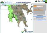 Δ/νση Δασών Μεσσηνίας: Ανακοίνωση προς κάθε ενδιαφερόμενο για τους δασικούς χάρτες του ν.Μεσσηνίας