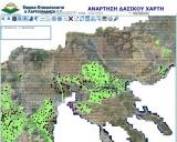 Δ/νση Δασών Θεσσαλονίκης: Ανάρτηση Δασικών Χαρτών Π.Ε.Θεσσαλονίκης