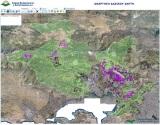 Tροποποίηση της απόφασης ανάρτησης δασικού χάρτη της Διεύθυνσης Δασών ΔυτικήςΑττικής