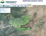 Τροποποίηση της απόφασης ανάρτησης του δασικού χάρτη της Δ.Κ.Φλώρινας
