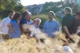 Τον εθνικό δρυμό Πάρνηθας επισκέφθηκε ο ΚυριάκοςΜητσοτάκης