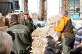 Ενίσχυση στους πλημμυροπαθείς της Μάνδρας από την Κυνηγετική Ομοσπονδία ΣτερεάςΕλλάδας