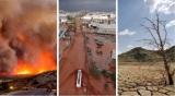 «Ακραία» φαινόμενα, φυσικές καταστροφές και ολοκληρωμένος σχεδιασμός στην εποχή της κλιματικήςαλλαγής