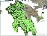 Μερική κύρωση δασικών χαρτών του ν.Μεσσηνίας